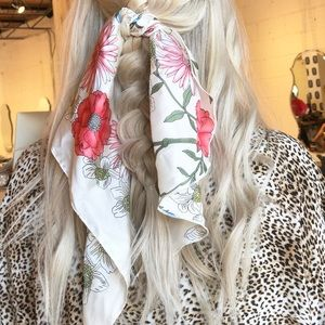 Free people hair scarf